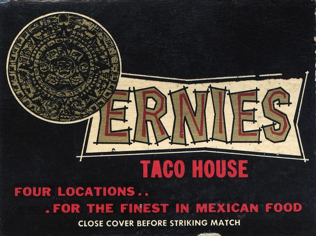 Ernie's Taco House, West Covina, CA...   by jericl cat, via Flickr