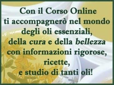 Corso Online di Aromaterapia