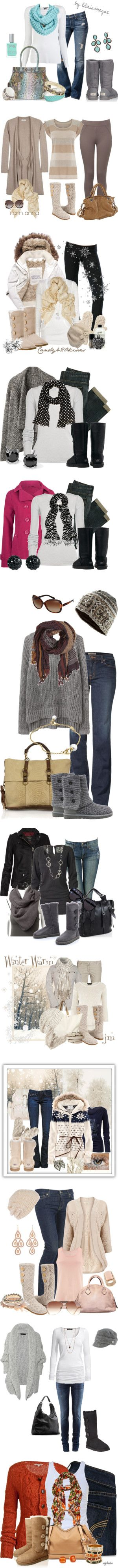 """Welcome UGGland"" by esha2001 on Polyvore:"