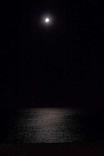 La Luna e la notte...