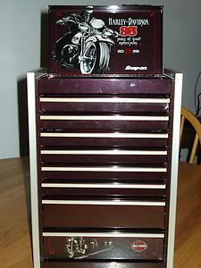 Snap On Mini Tool Box 95th Harley Davidson Excellent