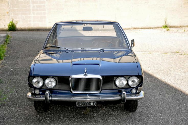 FAB WHEELS DIGEST (F.W.D.): 1966 Jaguar 420 FT Coupé by Bertone