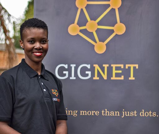 Real-life story of an inspiring woman: Nosipho Gamede has moved from corporate mom to independent operator of her own entertainment mobile app