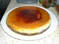Арабский карамельный десерт. Фото-рецепт