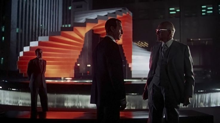 Marathon Man | Roy Scheider and Laurence Olivier