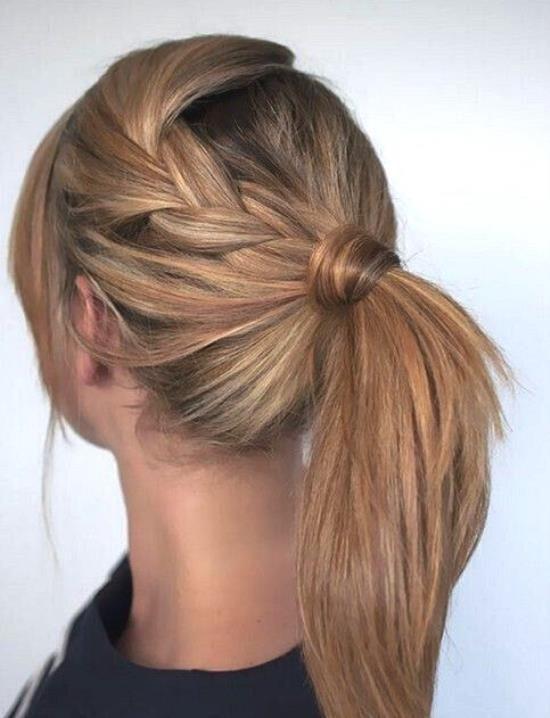 25 χτενίσματα για ίσια μαλλιά