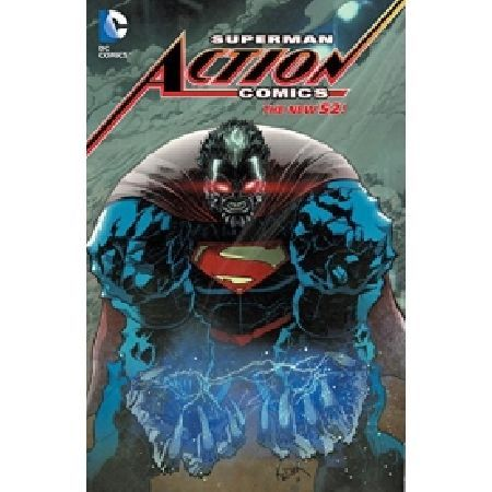 SUPERMAN Action Comics Volume 6 Superdoom The The Superman Doomed Crossover is here! The fabled villain returns from the Phantom Zone with his crosshairs set on the Man of Steel Where ever Doomsday goes death follows and Superman is forced to do  http://www.MightGet.com/january-2017-13/superman-action-comics-volume-6-superdoom-the.asp
