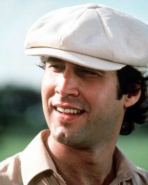 Chevy Chase in Caddy Shack