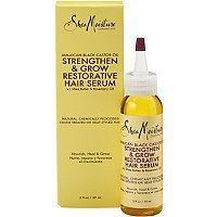 SheaMoisture Jamaican Black Castor Oil Strengthen & Grow Restorative Hair Serum
