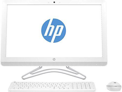 "HP All-in-One 24-E004NS - Ordenador de sobremesa de 23.8"" (Inter Core i5-7200U, 4 GB de RAM, 1 TB de disco duro, Windows 10) blanco nieve - teclado QWERTY español #Ordenador #sobremesa #(Inter #Core #RAM, #disco #duro, #Windows #blanco #nieve #teclado #QWERTY #español"