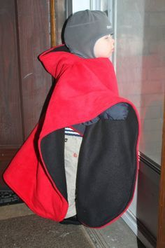 Beautiful Life Made Easy: Car Seat Poncho Tutorial - much safer than a winter coat! (Guest Post from Jen)