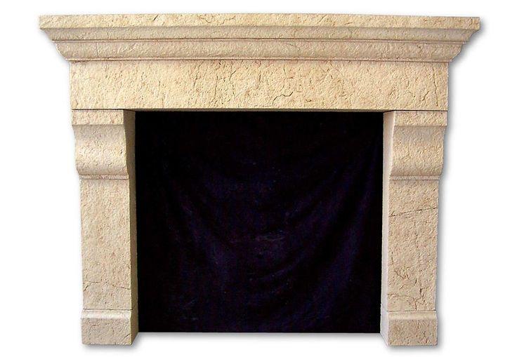 32 best cast stone fireplace mantels images on pinterest. Black Bedroom Furniture Sets. Home Design Ideas