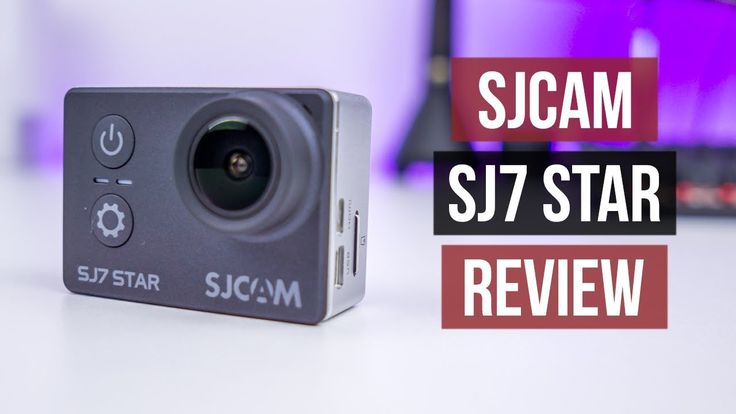 SJCAM SJ7 Star Review | ​Here's Everything You Need To Know