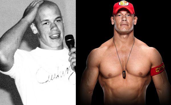 #Galeria: El antes y después de algunas superestrellas de la WWE