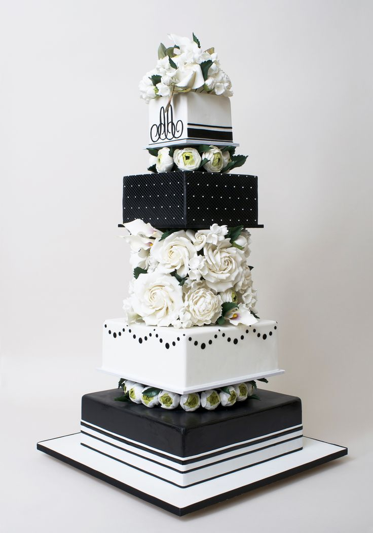 1000+ images about Wedding cakes on Pinterest | Beautiful ...