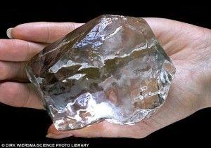 Le plus gros diamant du monde fut trouvé dans la mine de Cullinan en Afrique du Sud. Il pesait alors 3106.75 carats. Offert au roi d'Angleterre Édouard VII par le gouvernement sud-africain pour le remercier d'avoir accordé son indépendance à la colonie, il fut ensuite taillé en plusieurs diamants dont les plus notables sont le Great Star of Africa (Cullinan I) et le Second Star of Africa (Cullinan II), pesant respectivement 530.4 et 317.4 carats.