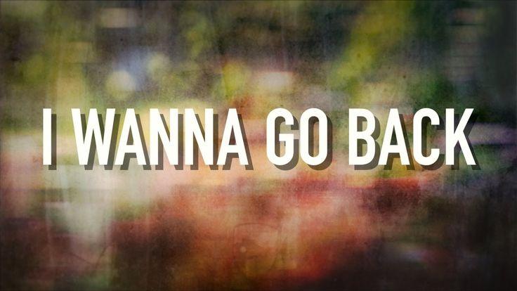 I Wanna Go Back - [Lyric Video] David Dunn