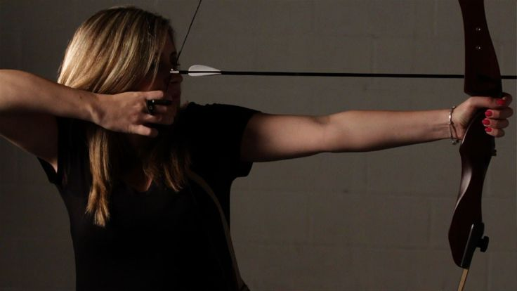 How to Pull the Bow Back Properly Archery Lessons