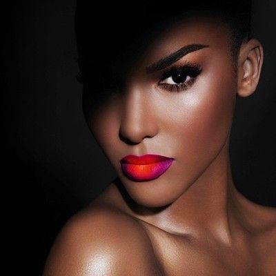 Dicas de maquiagem para negras