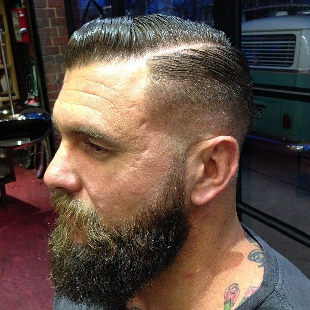 Phenomenal 1000 Images About Beard Personalities On Pinterest Short Hairstyles Gunalazisus