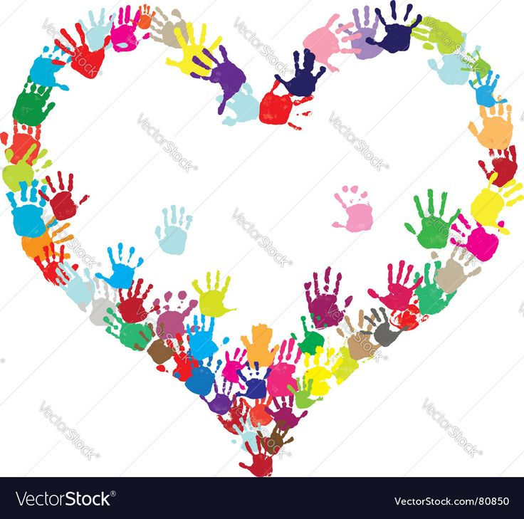 Vector image of Heart of hands Vector Image, includes boy, love, design, print & drawing. Illustrator (.ai), EPS, PDF and JPG image formats.