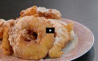 Pour préparer des beignets aux pommes, suivez attentivement notre recette vidéo. Vous allez vous régaler.