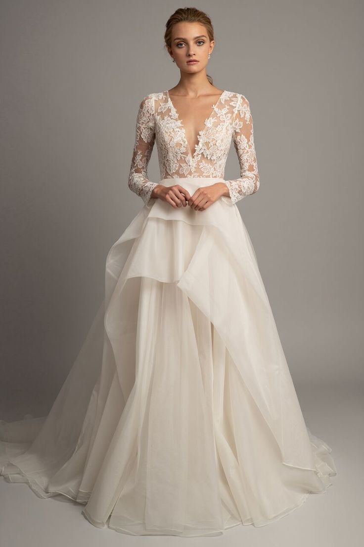 Bridal Gown Inspiration by Jenny Yoo
