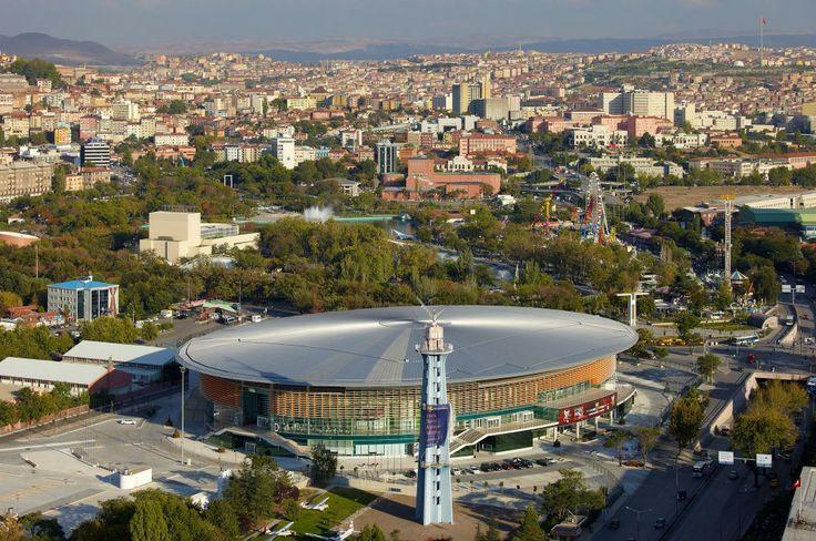 Ankara Arena / Yazgan Design Architecture