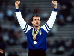Pietro Mennea, Gold medal, 200 metres- Moscow 1980