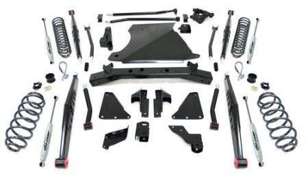 Pro Comp Supension 6 Inch Dual Sport Long Arm Lift Kit with ES9000 Shocks 07-14 JK Wrangler, Rubicon and Unlimited Pro Comp Suspension