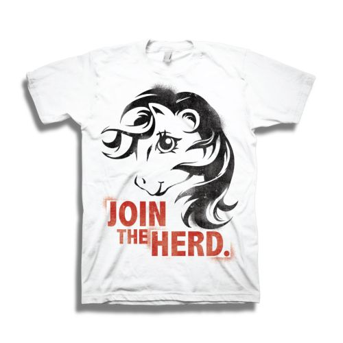 """Joing The Heard My Little Pony T-Shirt T-Shirt - TshirtMall.com"
