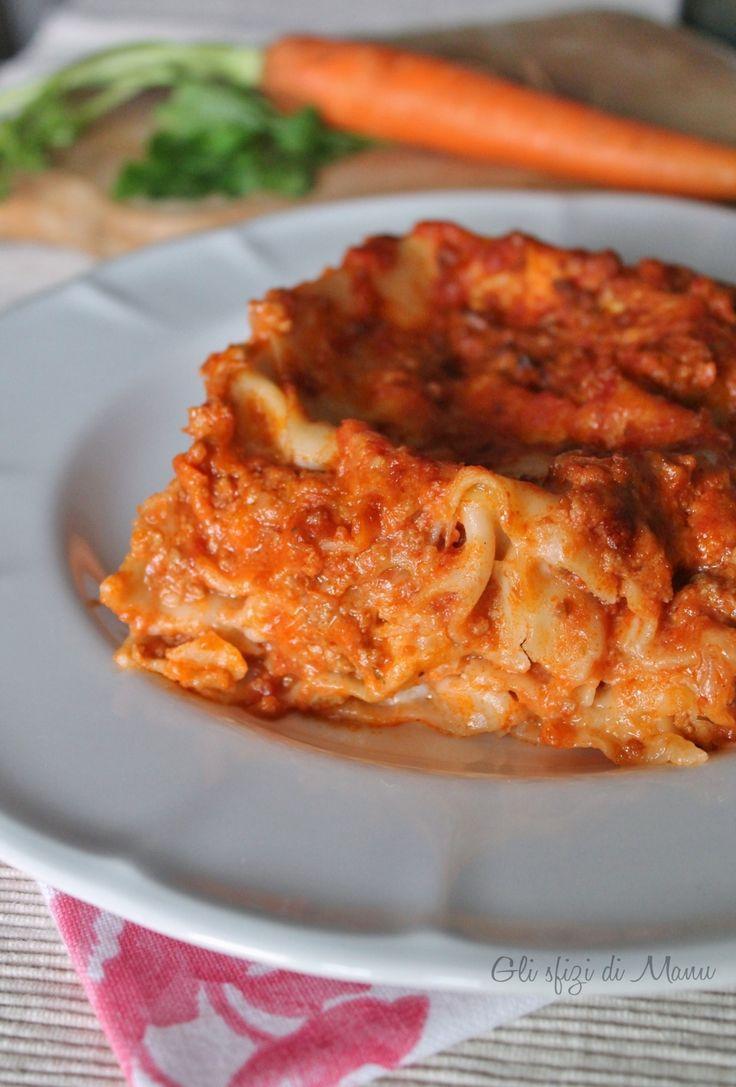 Lasagne del marito