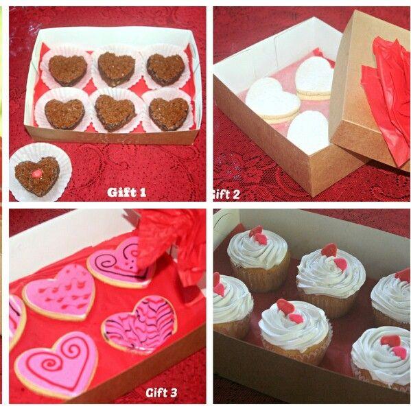 4 opciones de regalos dulces para san valentin.
