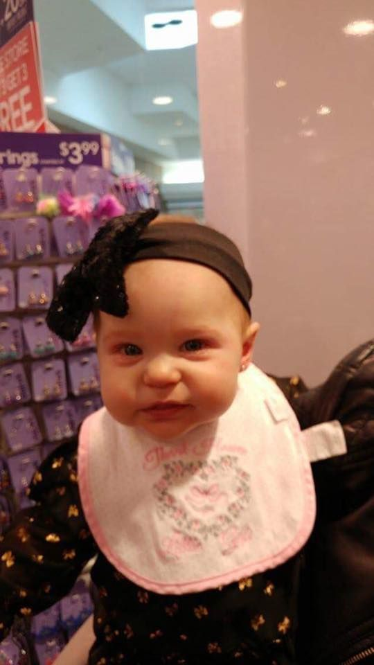 Infant Ear Piercing at Claire's : What to Expect!