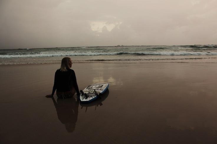 last surf.