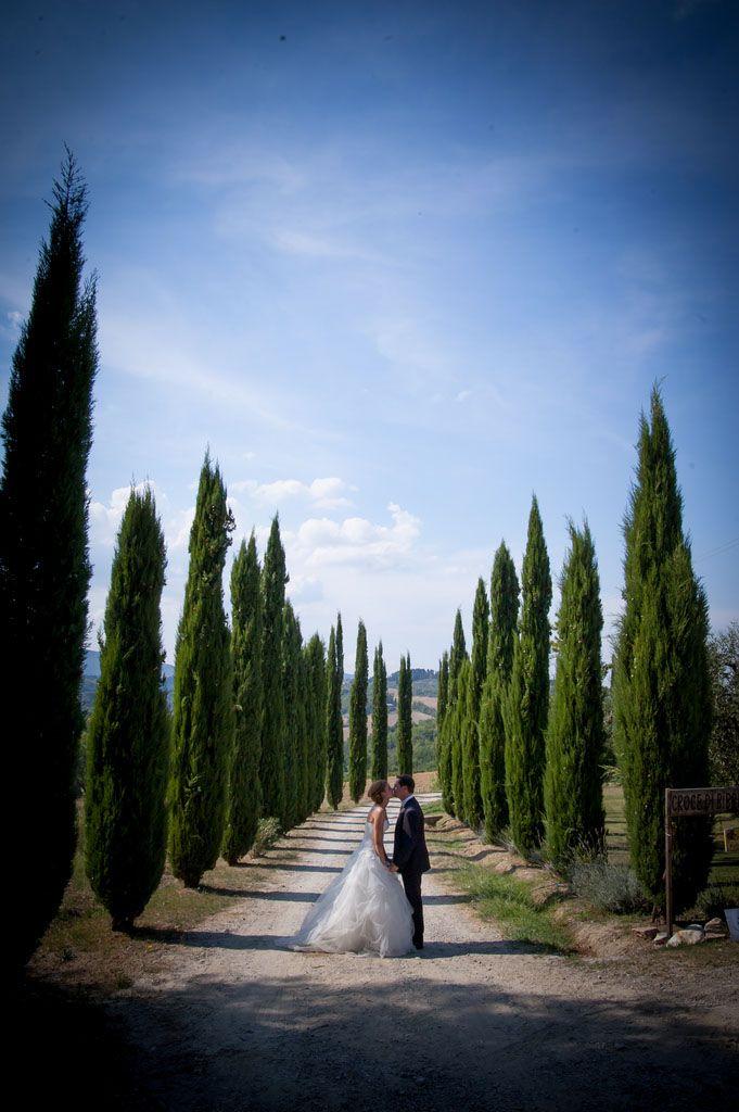 Traumhochzeit im Herzen der Toskana