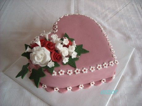 MÉ DORTY - Fotoalbum - DORTY - Růžové srdce - Růžové srdce 002