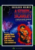 A Study in Scarlet [DVD] [English] [1933]