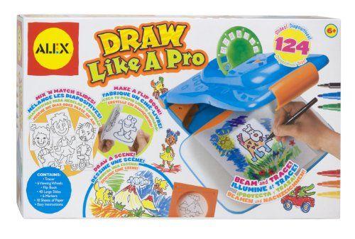 ALEX® Toys Artist Studio Draw Like A Pro 52W Alex Toys http://www.amazon.com/dp/B0013JPVN8/ref=cm_sw_r_pi_dp_nzGVtb0QPV3D5FS6