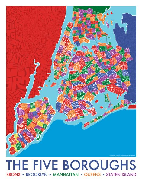 18 best 5 Boroughs New York City images on Pinterest