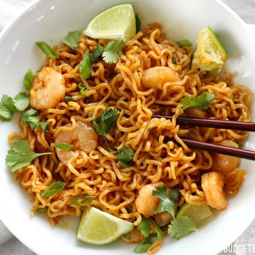 Healthy Ramen Recipes That Will Make You Rethink the College-Food Staple - Shape.com