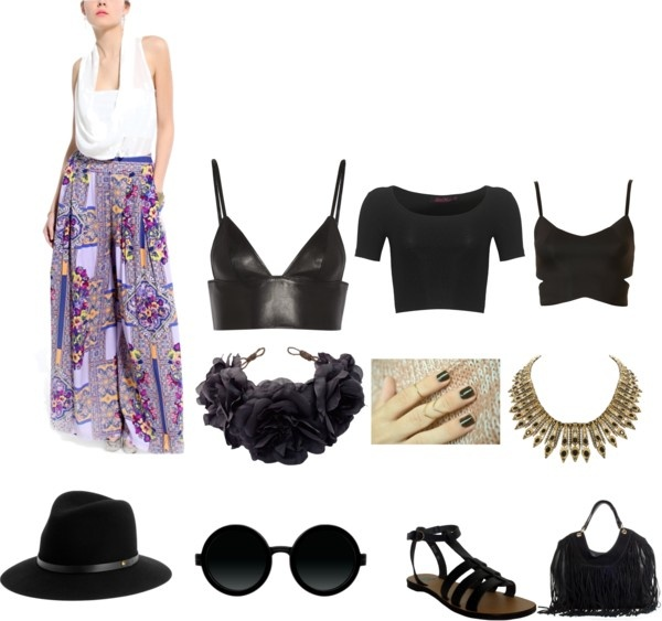 """festival/concert/BBQ"" by babycakes250 on Polyvore"
