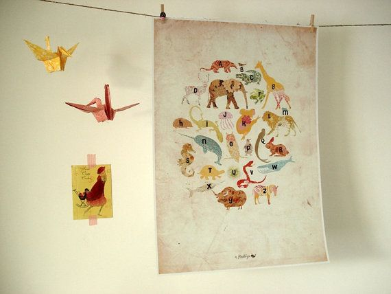 Beautiful Etsy // Play Time by Annie Barber on Etsy