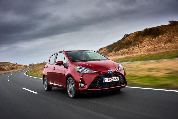 Το νέο Toyota Yaris με 12.000 ευρώ