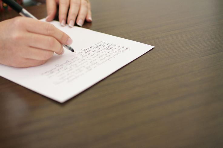 Your handwriting made into a font! And you can do it for the whole family