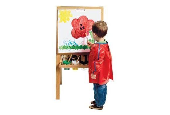 Basic Classroom Toddler Easel