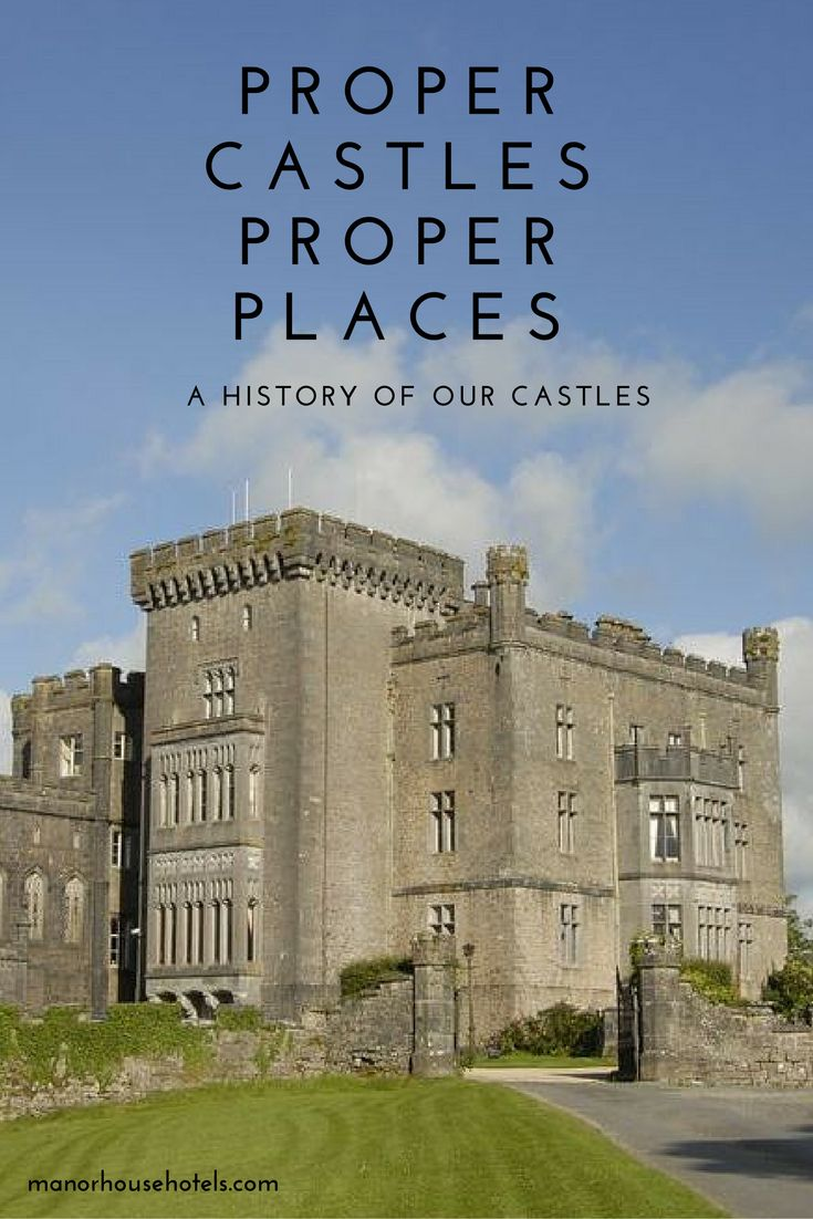 Ireland Is Awash With Castles Arising Every Which Way You Look And Often When Least