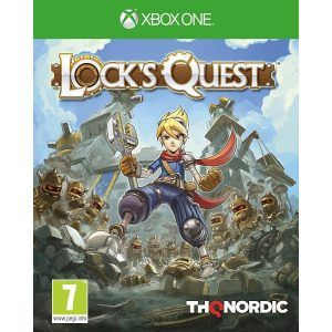 Locks Quest Video Game Review