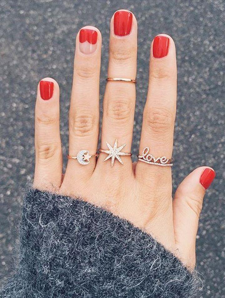 not all stars belong to the sky... I @mvb412 #regram #instagram #diamondrings