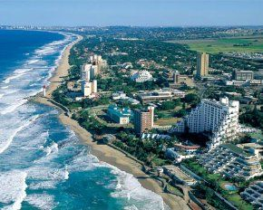 Umhlanga from above